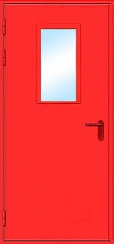 металлическая дверь 2100х1000